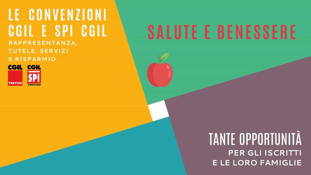 Convenzioni Salute E Benessere Camera Del Lavoro Di Treviso