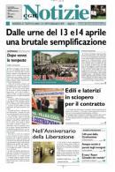 Immagine copertina Cgil Notizie del 01/05/2008