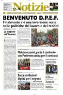 Immagine copertina Cgil Notizie del 01/07/2007