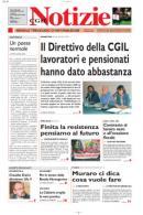 Immagine copertina Cgil Notizie del 01/10/2006